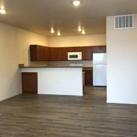 North Peak Apartments- Living & Dining