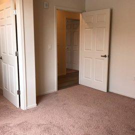 North Peak Apartments- Master Bedroom