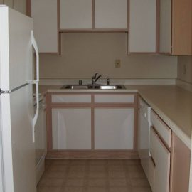 Vale Townhomes Kitchen