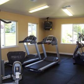 Silver Lake Gym